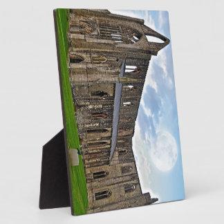 Abadía de Tintern, monasterio cisterciense, País Placas Con Foto