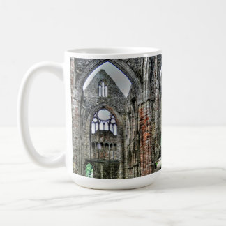 Abadía de Tintern, monasterio cisterciense, País Taza De Café