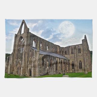 Abadía de Tintern, monasterio cisterciense, País Toalla De Cocina