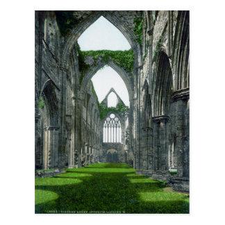 Abadía de Tintern Tarjetas Postales
