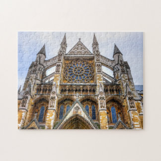 Abadía de Westminster HDR Puzzle