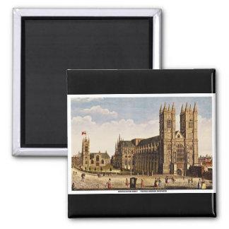 Abadía de Westminster Imán De Frigorífico