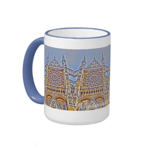Abadía de Westminster, Londres, Reino Unido Tazas