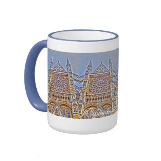 Abadía de Westminster, Londres, Reino Unido Taza De Dos Colores