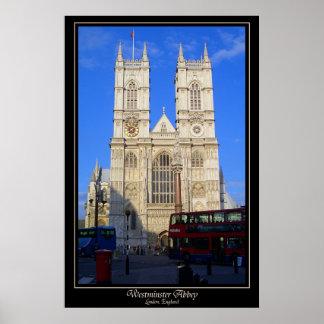 Abadía de Westminster Posters