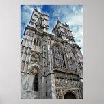 abadía de Westminster Poster