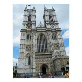 Abadía de Westminster Tarjetas Postales