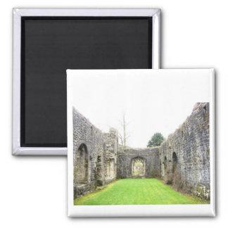 Abadía de Whalley en Inglaterra Imán Para Frigorifico