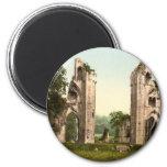 Abadía I, Somerset, Inglaterra de Glastonbury Imán Para Frigorifico