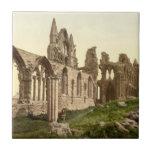 Abadía I, Whitby, Yorkshire, Inglaterra de Whitby Azulejos