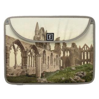 Abadía I, Whitby, Yorkshire, Inglaterra de Whitby Funda Macbook Pro