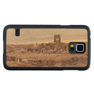 Abadía III, Leeds, Yorkshire, Inglaterra de Funda De Galaxy S5 Slim Arce