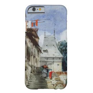 Abadía St-Amand, Ruán (w/c, bodycolour y lápiz Funda Para iPhone 6 Barely There