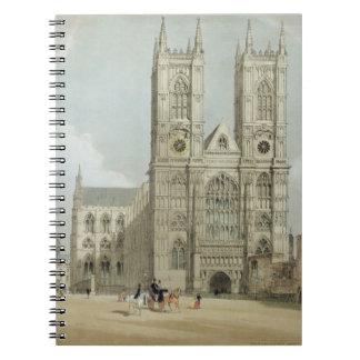 Abadía y hospital de Westminster, de 'Londres como Libreta Espiral
