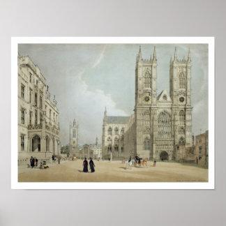 Abadía y hospital de Westminster, de 'Londres como Posters