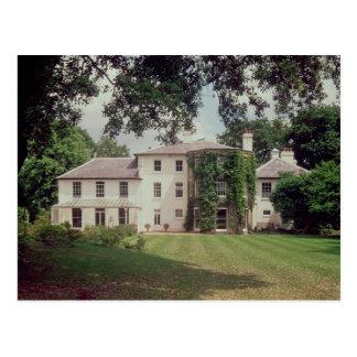 Abajo casa, el hogar de Charles Darwin Postal