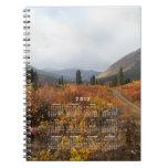 Abajo de la montaña; Calendario 2012 Libros De Apuntes