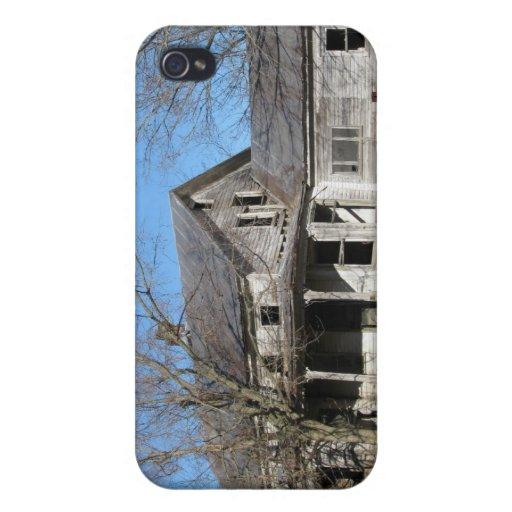 Abajo en el caso del iphone de la granja iPhone 4/4S carcasas