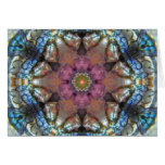 Abalone Blessing Greeting Card