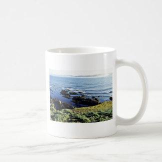 Abalone Fishing At Tomales Point Coffee Mug