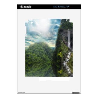 Abalone Lake iPad 2 Decals