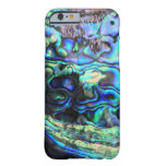 Abalone paua shell iPhone 6 case