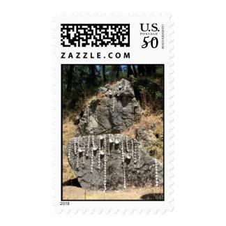 Abalone Rock Postage
