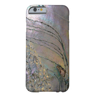 Abalone Sea Shell Pattern Barely There iPhone 6 Case