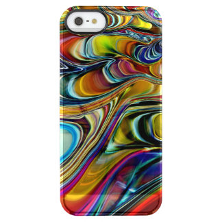 Abalone Shell Abstract Uncommon Clearly™ Deflector iPhone 5 Case