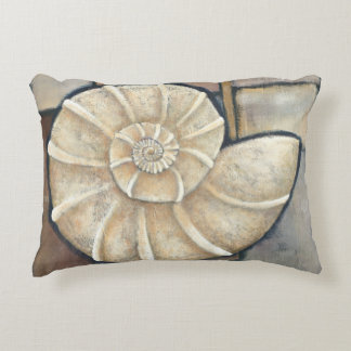Abalone Shell Accent Pillow