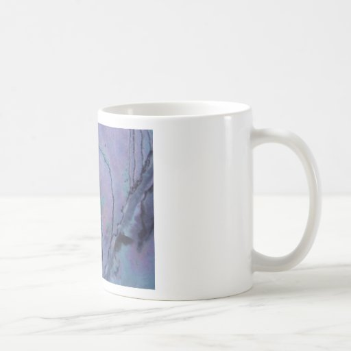 Abalone Shell Classic White Coffee Mug