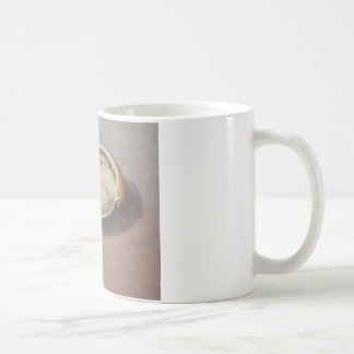 Abalone shell coffee mug