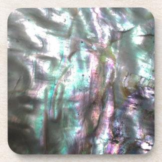Abalone Shell Drink Coaster
