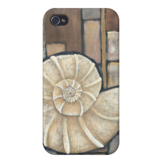Abalone Shell Cover For iPhone 4