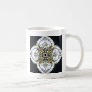 Abalone Shell Cross Jan 2013 Coffee Mug