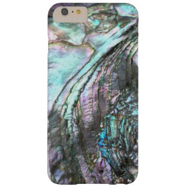 Spatchcock Abalone shell iPhone case. Unique and rue to size! Barely There iPhone 6 Plus Case