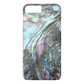 Abalone shell iPhone case. Unique and rue to size! iPhone 8 Plus/7 Plus Case
