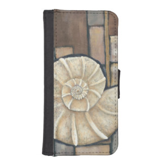 Abalone Shell iPhone SE/5/5s Wallet Case