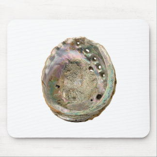Abalone Shell Mouse Pad
