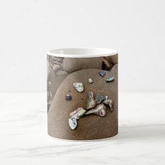 Abalone Shell Mug