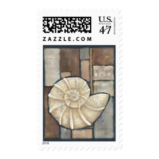 Abalone Shell Postage