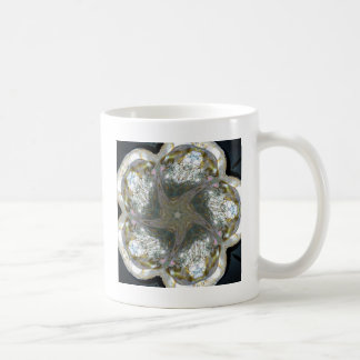 Abalone Shell Star Jan 2013 Coffee Mug