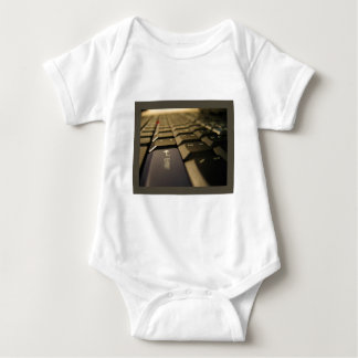 Abandon All Hope, Ye Who Press ENTER... Baby Bodysuit