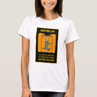 ABANDON SHIP! T-Shirt