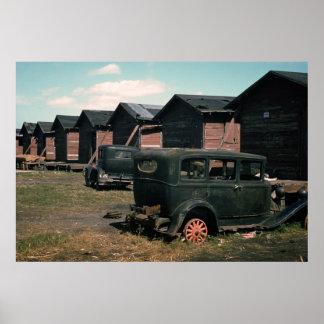 Abandonado, 1941 póster
