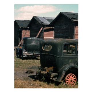 Abandonado, 1941 tarjeta postal