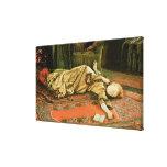 Abandonado, c.1881-2 lienzo envuelto para galerias