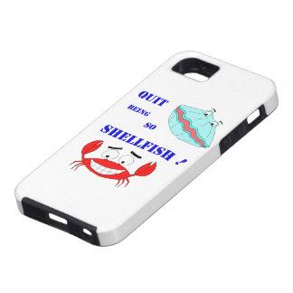 ¡Abandonado el ser tan crustáceos! iPhone 5 Cobertura