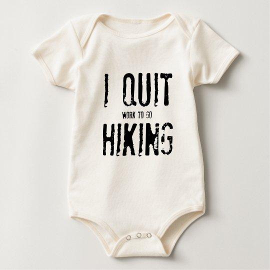 ¿Abandoné el caminar!? Body Para Bebé