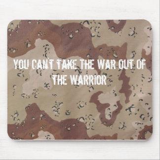 abandone el camo, usted no puede sacar la guerra… tapete de ratones
